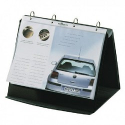 Durable Table Top Presenter L/Scape A4