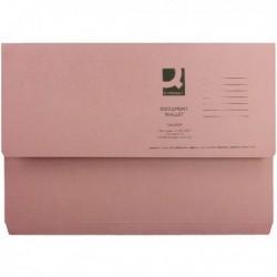 White Box Pink Document Wallet Pk50