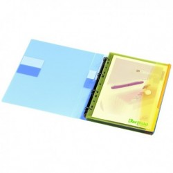 Tarifold Envelope Punched A4 Asstd Pk12