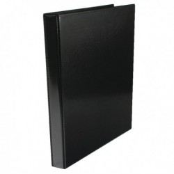 Black 16mm Pres 4O-Ring Binder Pk10