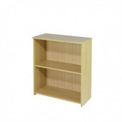 FF Serrion 800mm Small Bookcase Oak