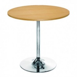 FF Arista Bch Small Bistro Trumpet Table