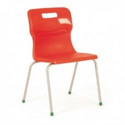 FF DD Titan 4Leg Pp School Chr Size4 Red