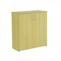 FF Serrion 825mm Small Cupboard Oak