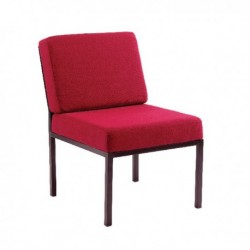 FF Jemini Reception Chair Claret