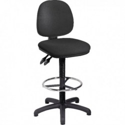 FF Arista Draughtsman Chair Charcoal