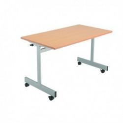 FF Jemini 1200mm Flip Top Table Maple