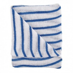 Hygiene Dishcloths Blue White Pk10