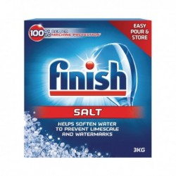 Finish Dishwasher Salt 3kg N07875