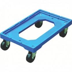 VFM Blue Plastic Transport Dolly