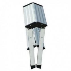 Aluminium 2 Tread Folding Kick Step
