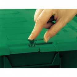 Green Container Security Seal Pk1000