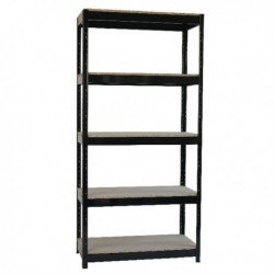 Storage Solutions Boltless 5 Shelf Unit