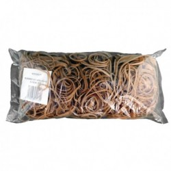 Rubber Bands 454gm Assorted Sizes