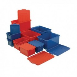 Midi Storemaster Crate/Lid Blue 374340