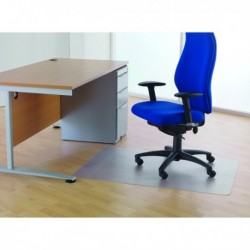FF Cleartex HF Chairmat 120X150 Clr