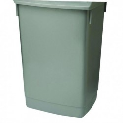 Addis Metallic 60Ltr Flip Top Bin Base