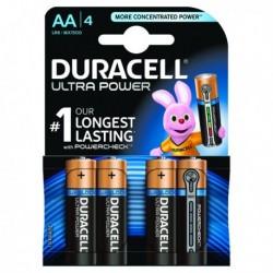 Duracell AA Ultra Battery Pk4