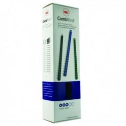 GBC Black 8mm Binding Comb 4028174U P100
