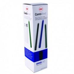 GBC Black 10mm Bind Combs 4028175U Pk100