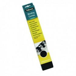 Fellowes 10mm Black Binding Comb Pk100