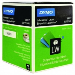 Dymo Suspnsn File Label 50x12 S0722460