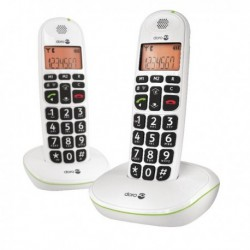 Doro DECT Cordless Big Button Phone Pk2