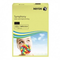 Xerox Symphony Past Yellow A4 Paper Ream