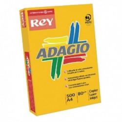 Adagio A4 Bright Assorted Card 160gsm