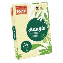 Adagio Pastel Canary A4 160gm Card Pk250