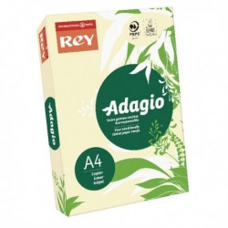 Adagio Pastel Ivory 160gsm A4 Card Pk250