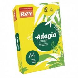 Adagio A4 Yellow Card 160gsm Pk250