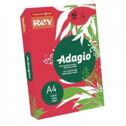 Adagio A4 Red Card 160gsm Pk250