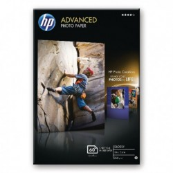 HP Adv Glossy 10x15cm Photo Paper Q8691A