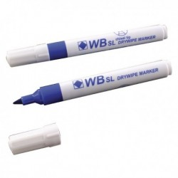 Chisel Tip Blue Whiteboard Marker