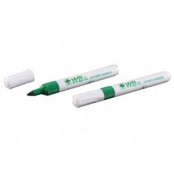 Bullet Tip Green Whiteboard Marker Pk10