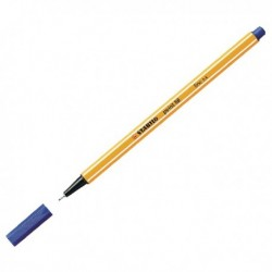 Stabilo Point 88 Fineliner Blue Pk10