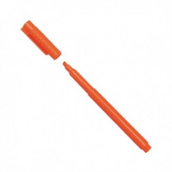 Orange Highlighter Pens - Pk10