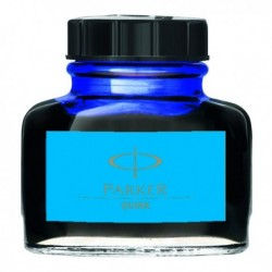 Parker Quink Blue Permnt Ink Bottle 2oz