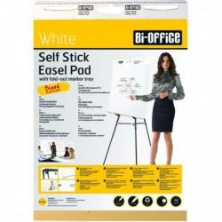 Bi-Office Self Stick Flipchart Pads Pk2