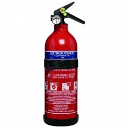 Fire Extinguisher 1kg ABC Powder ABC1000