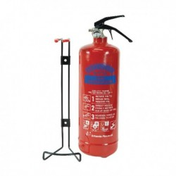 Fire Extinguisher 2kg ABC Powder ABC2000