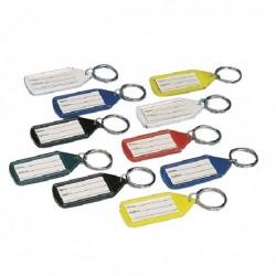 Stephens Assorted Tabbies Keyrings Pk10