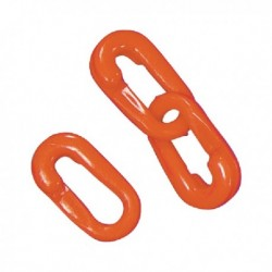 Red Connecting Links 6mm Joint Pk10