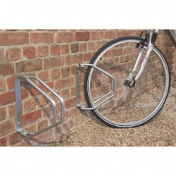 Adjustable Single Cycle Holder Aluminium