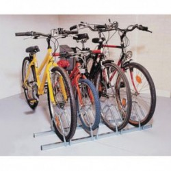Cycle Rack 4-Bike Capacity Alumin 309714