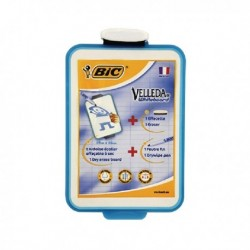 Bic Velleda Blue Drywipe Board 190x260mm