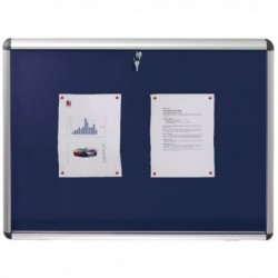 Nobo Lockable Blue 965x665 Visual Board