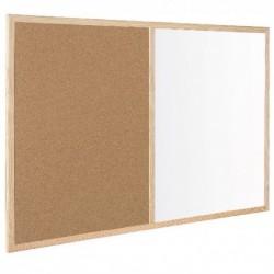 Bi-Office Cork Combo Board 600x400mm