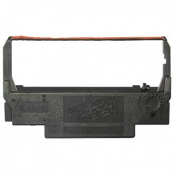 Compatible Epson ERC38 Black/Red Ribbon